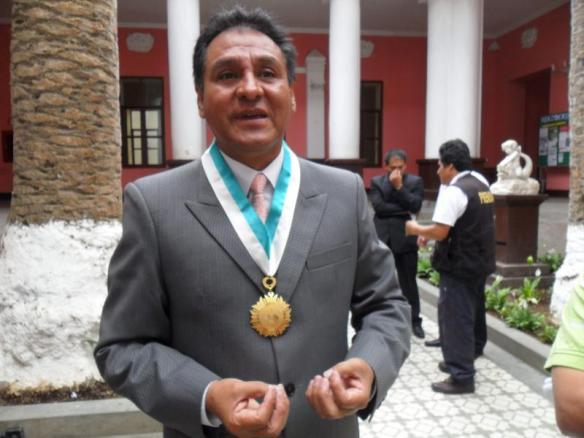 Koko Giles fue dos veces alcalde de Huánuco entre el 2007 y 2013. (Foto: Diario Correo)