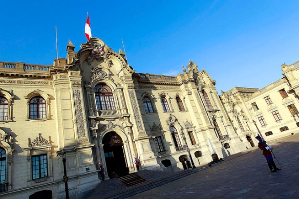 Foto: Presidencia Perú / Flickr